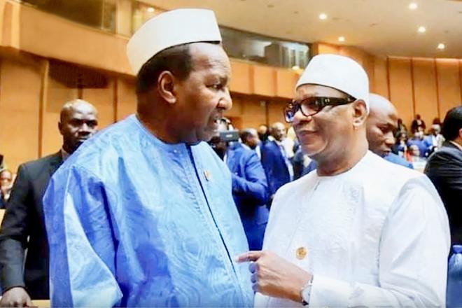 Mali : réconciliation en vue entre Ibrahim Boubacar Keïta et Alpha Oumar Konaré