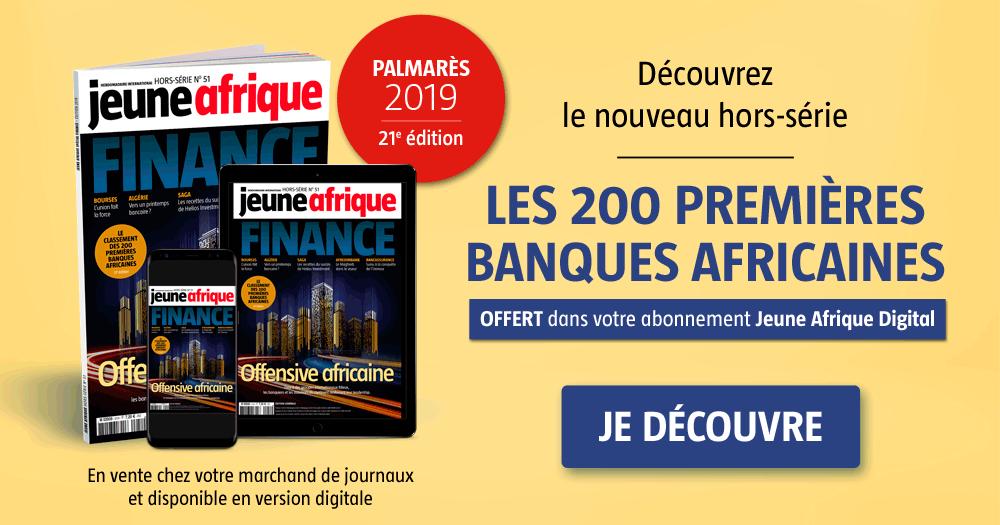 Les 200 premières banques africaines