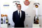 Alexandre Ricard, PDG de l'entreprise Pernod Ricard, le 24 août 2015 à Paris.