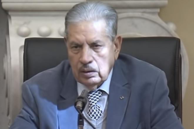 Transition en Algérie: Salah Goudjil, joker idéal en cas de défaillance du président Bensalah?