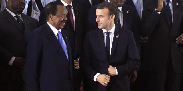 France - Cameroun : Emmanuel Macron et Paul Biya se verront à Lyon