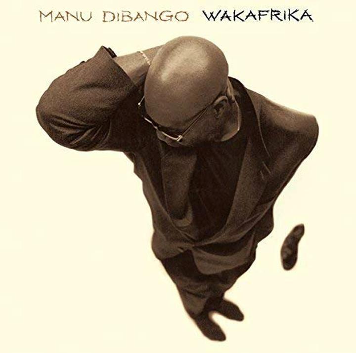Wakafrika, un des albums-phares de l'artiste.
