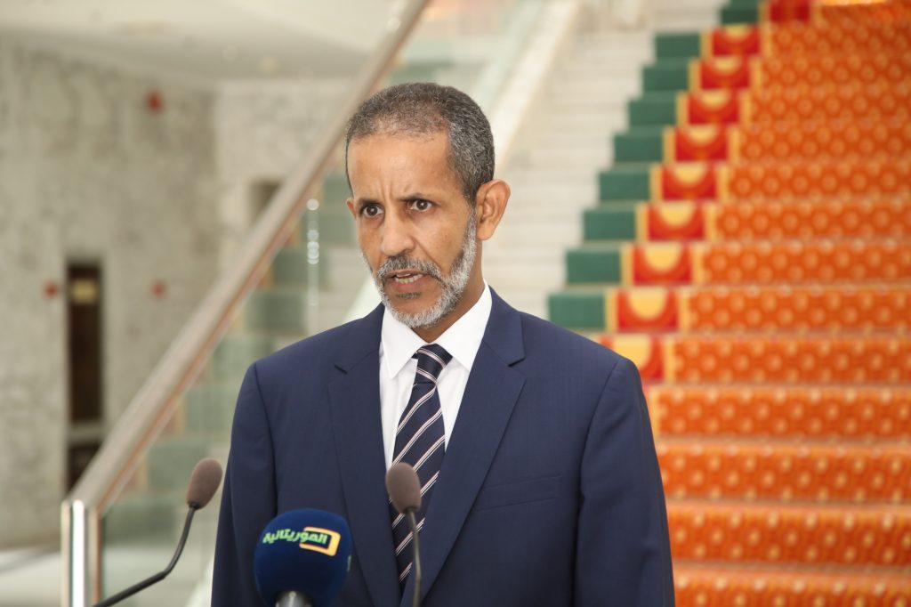 Ismail Ould Bedda Ould Cheikh Sidiya
