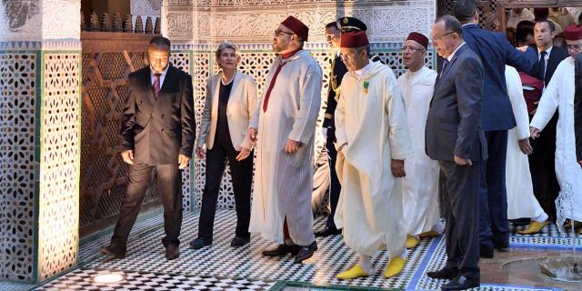 Ahmed Abbadi, le prêcheur du roi Mohammed VI, explique l'islam à la marocaine