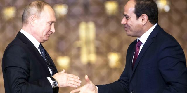 Russie-Afrique : les Africains à la manœuvre lors du Sommet de Sotchi