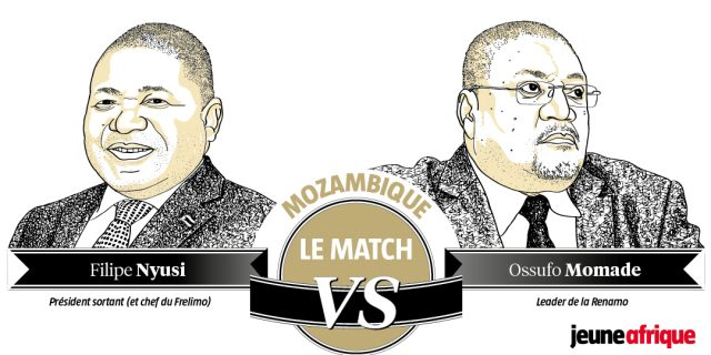 Mozambique : face à Filipe Nyusi, Ossufo Momade parviendra-t-il à bousculer un scénario écrit d'avance ?