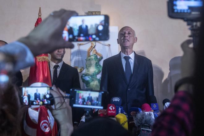 [Tribune] Tunisie : Kaïs Saïed, élu mais pas encore président