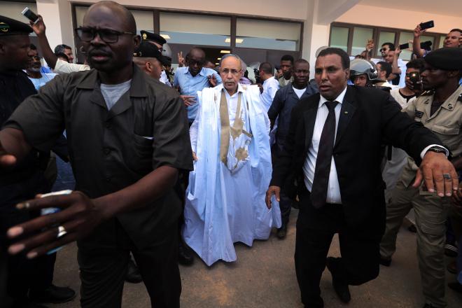 Mauritanie : la transition en douceur de Mohamed Ould Ghazouani
