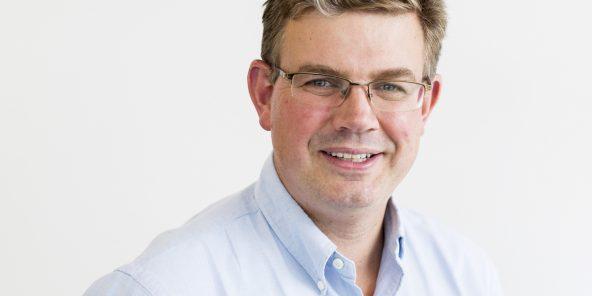 Jonathan Evans, vice-président de BP Exploration, chargé des nouveaux projets en Afrique.