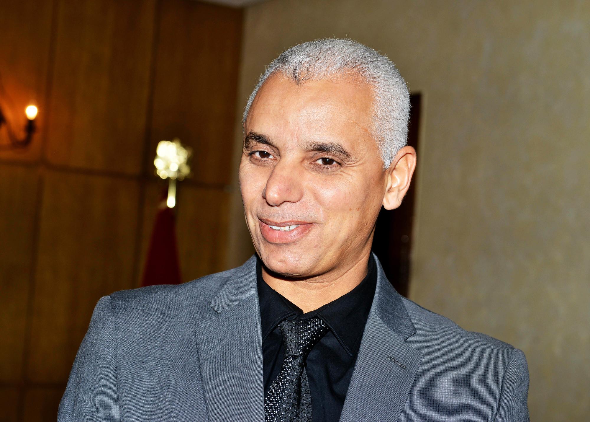 Khalid Aït Taleb, nouveau ministre de la Santé.