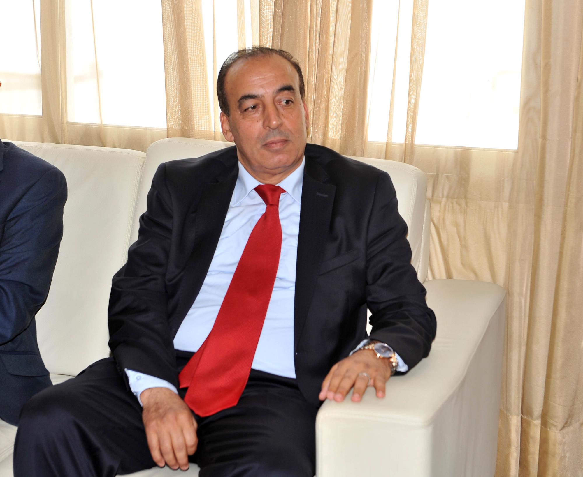 Hassan Abyaba, nouveau ministre de la Jeunesse.