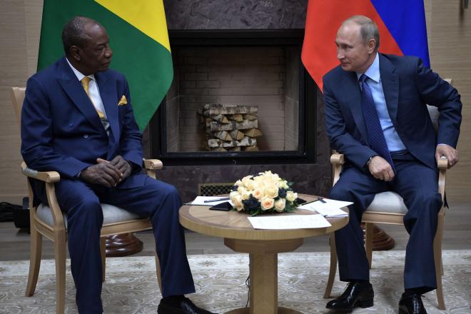 À Sotchi, un sommet pour remettre la Russie au centre de l'Afrique