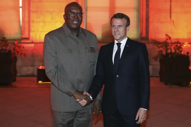 Crise sécuritaire au Burkina Faso: Roch Kaboré a demandé à Emmanuel Macron l'appui de Barkhane