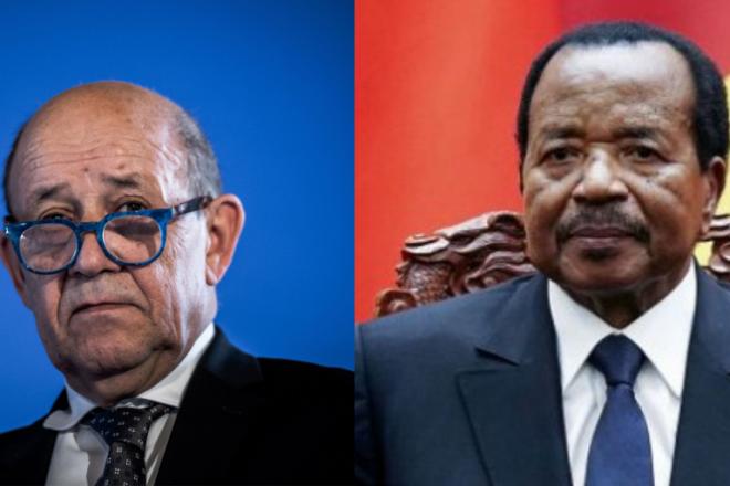 Cameroun : crise anglophone, lutte antiterroriste... les enjeux de la visite de Jean-Yves Le Drian