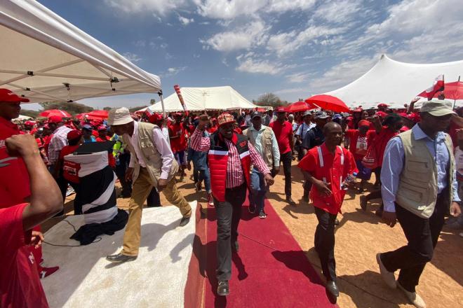 Botswana : les élections générales vont trancher un combat des chefs inédit