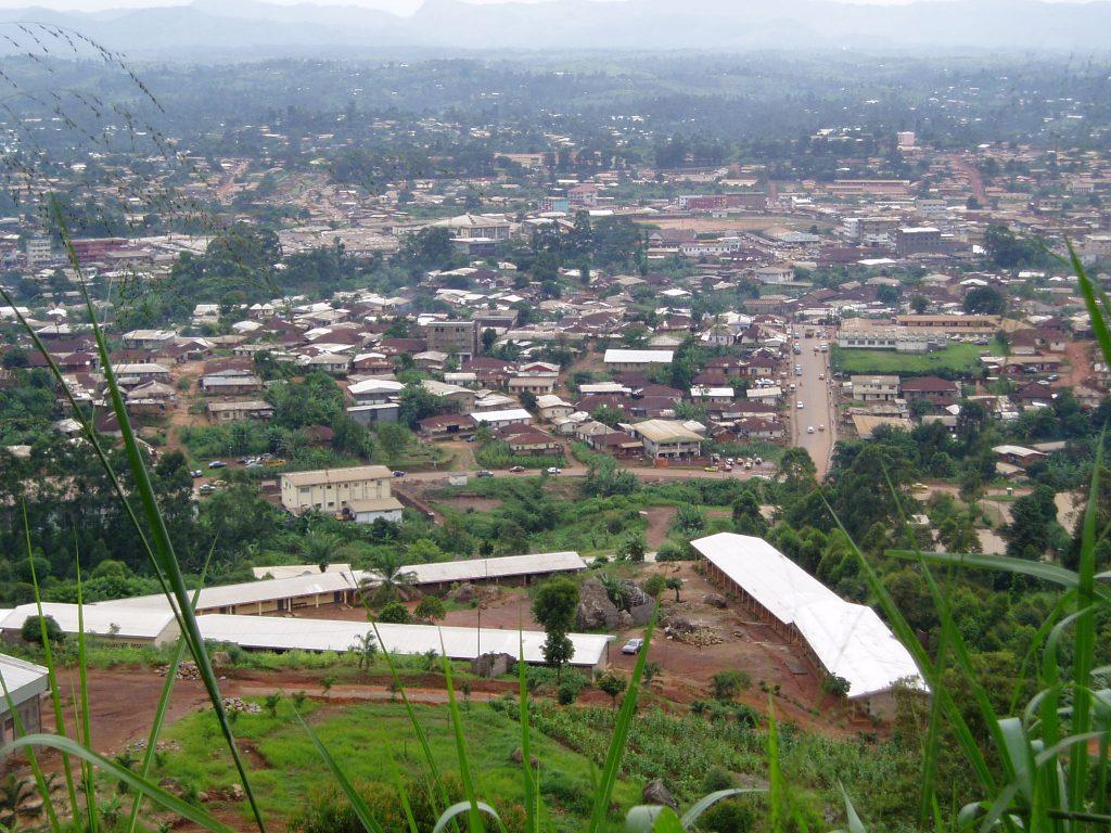 La commune de Bamenda, le chef-lieu de la région du Nord-Ouest du Cameroun.