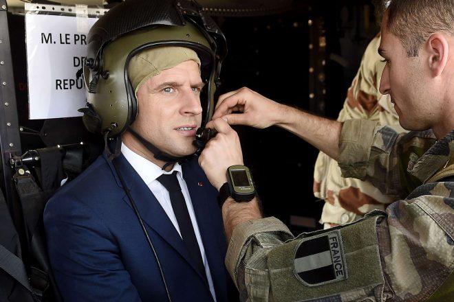 """Emmanuel Macron annonce que 33 terroristes ont """" été neutralisés """" au Mali"""
