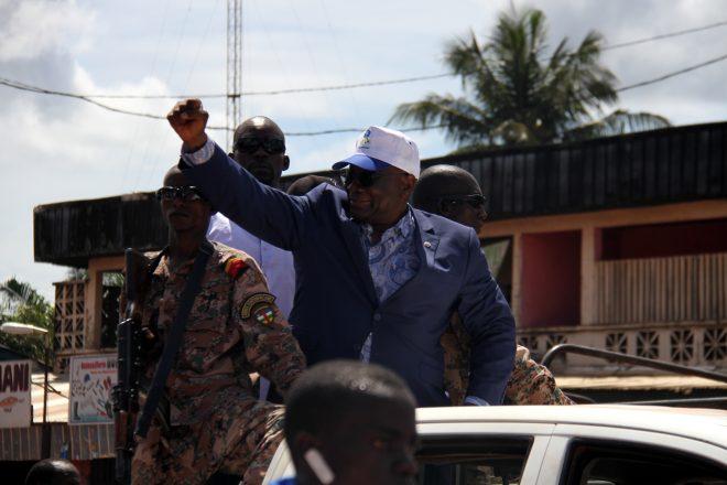 Centrafrique : à peine rentré à Bangui, Karim Meckassoua s'attaque à Faustin-Archange Touadéra
