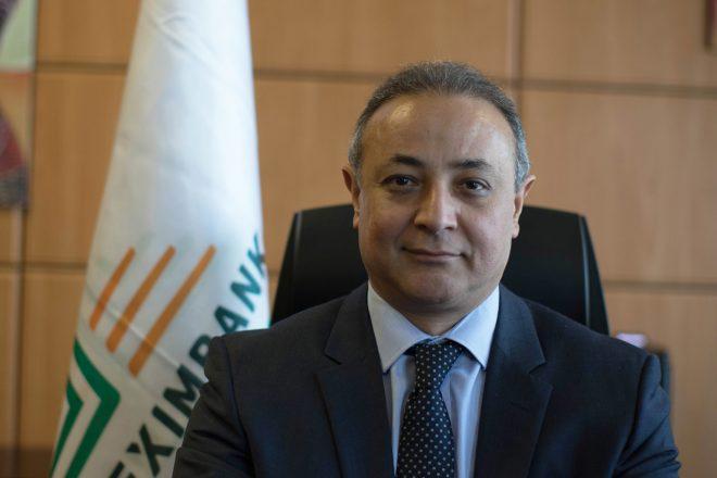 Amr Kamel , vice-président exécutif d'Afreximbank