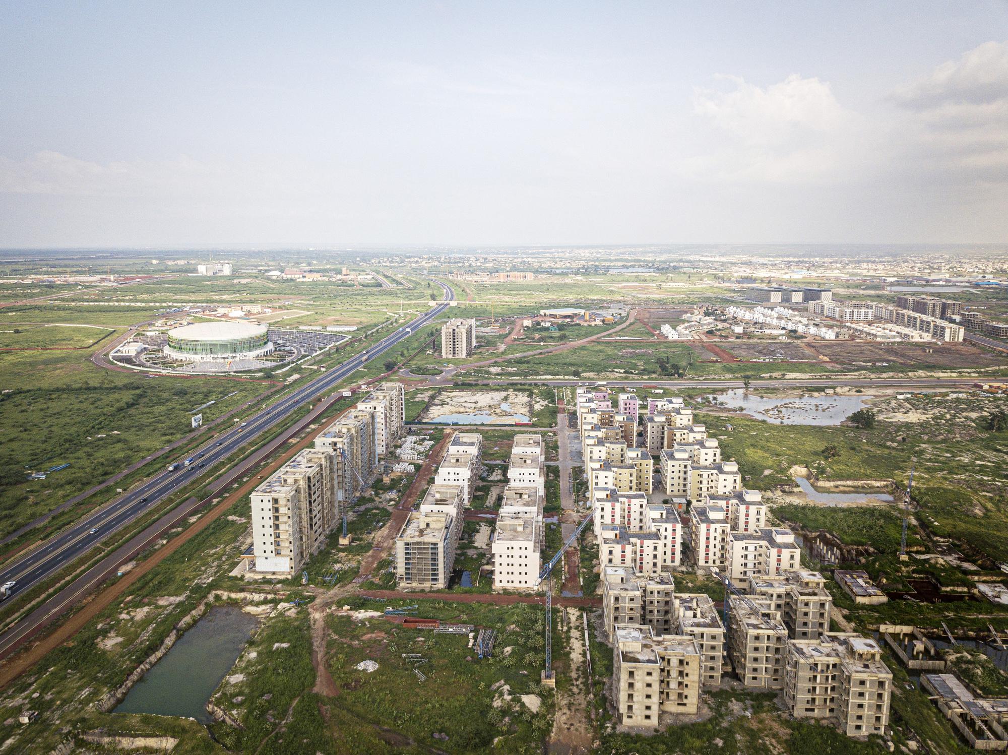 La Banque de l'habitat du Sénégal a mobilisé 30milliards de F CFA de crédits sur cinq projets de la ville nouvelle de Diamniadio, près de Dakar. (illustration)