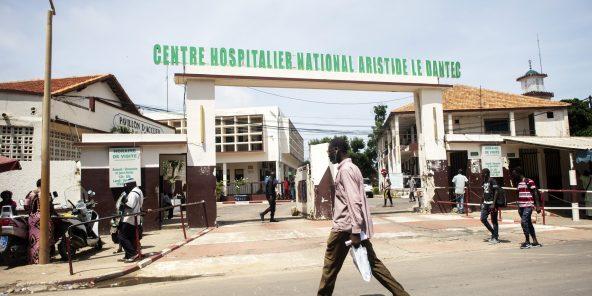 Le CHU Aristide-Le-Dantec, le plus ancien hôpital de la ville, attend son lifting.