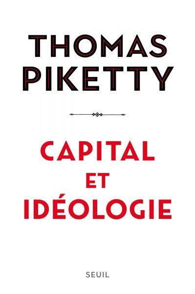 Capital etidéologie, Thomas Piketty, éditions du Seuil, 1 232 pages, 25euros