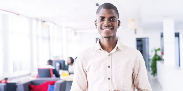 L'Ivoirien Aboubacar Sidik Bamba, diplômé en marketing et ventes de l'INP-HB, sélectionné par le graduate program de Nestlé.