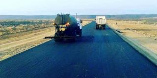 La route Tadjourah-Balho 1