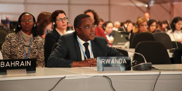 Rwanda : le ministère des Affaires étrangères change de visage