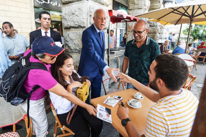 Tunisie : Kaïs Saïed, le président que 2019 n'attendait pas