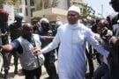 Karim Wade, fils de l'ancien président de la République Abdoulaye Wade, le 15 mars 2013.