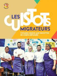 Les Cuistots migrateurs, d'Étiennette Savart, Éditions de La Martinière, 256pages, 29euros