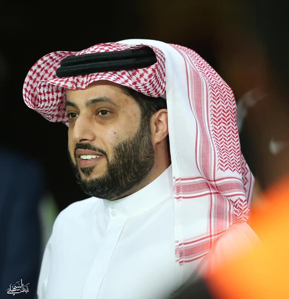 Turki Al Sheikh.