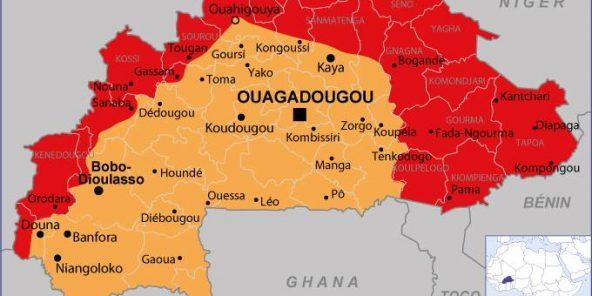Le Burkina Faso est désormais entièrement déconseillé aux voyageurs, selon le ministère français des affaires étrangères.