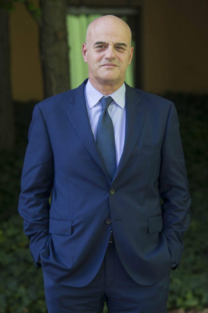 Claudio Descalzi, directeur général d'Eni
