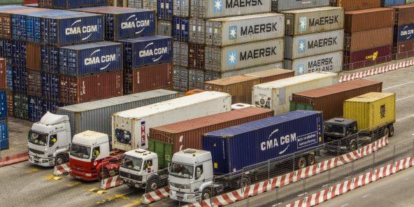 Avec Maerks, la compagnie marseillaise est le premier client du terminal à conteneurs du port d'Abidjan, en Côte d'Ivoire.