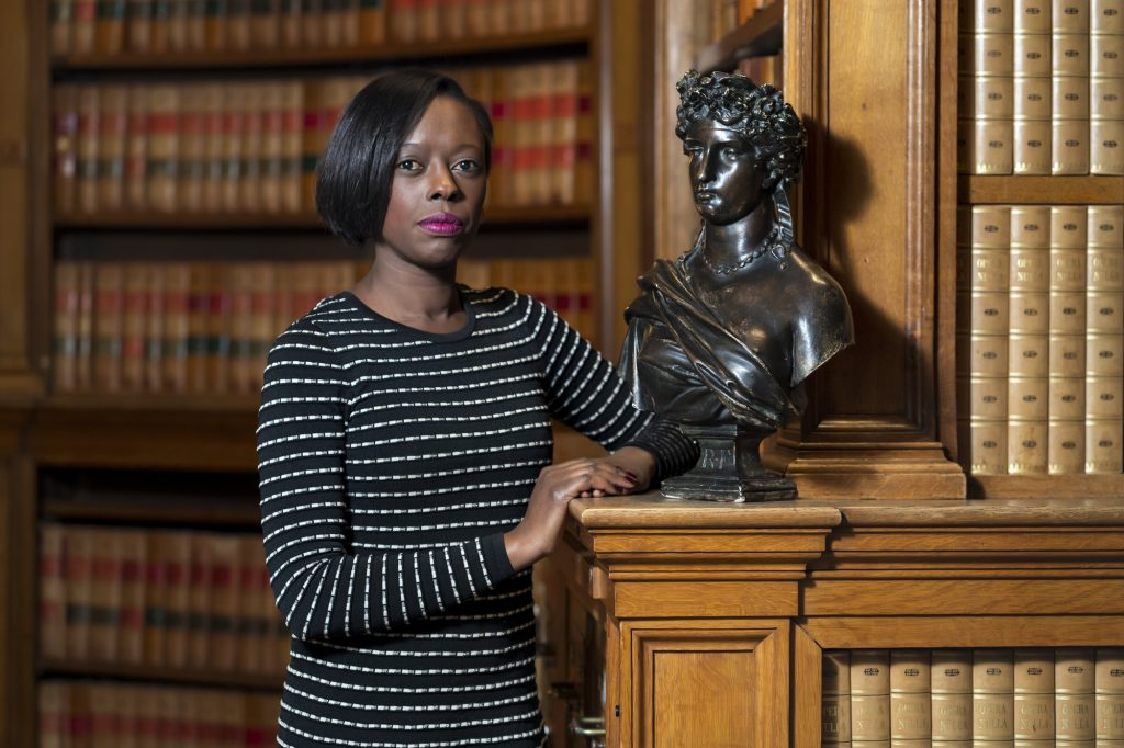 Sira Sylla, députée LREM de Seine-Maritime
