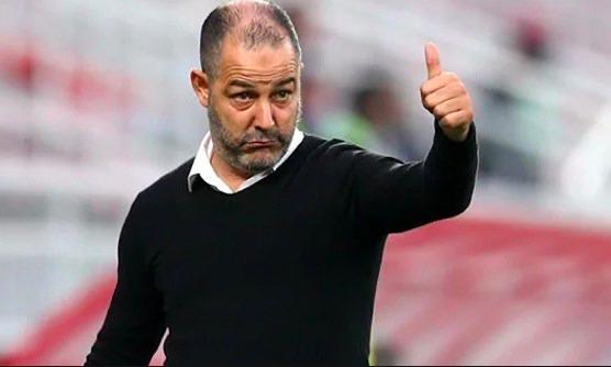 Le coach tunisien Kaïs Yaâkoubi.