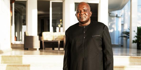 L'ex-numéro deux du PDS, à Dakar, le 25novembre.