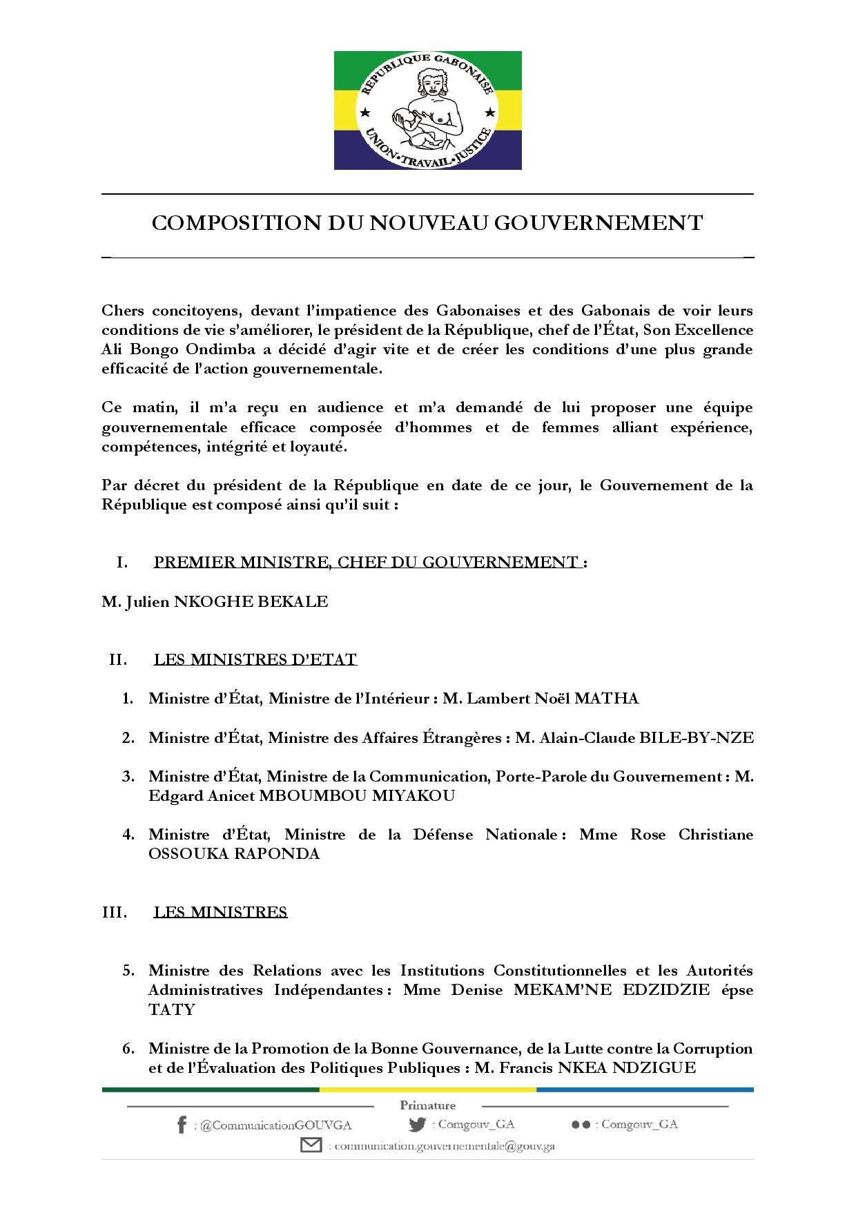 Composition du nouveau gouvernement_02122019-page-001