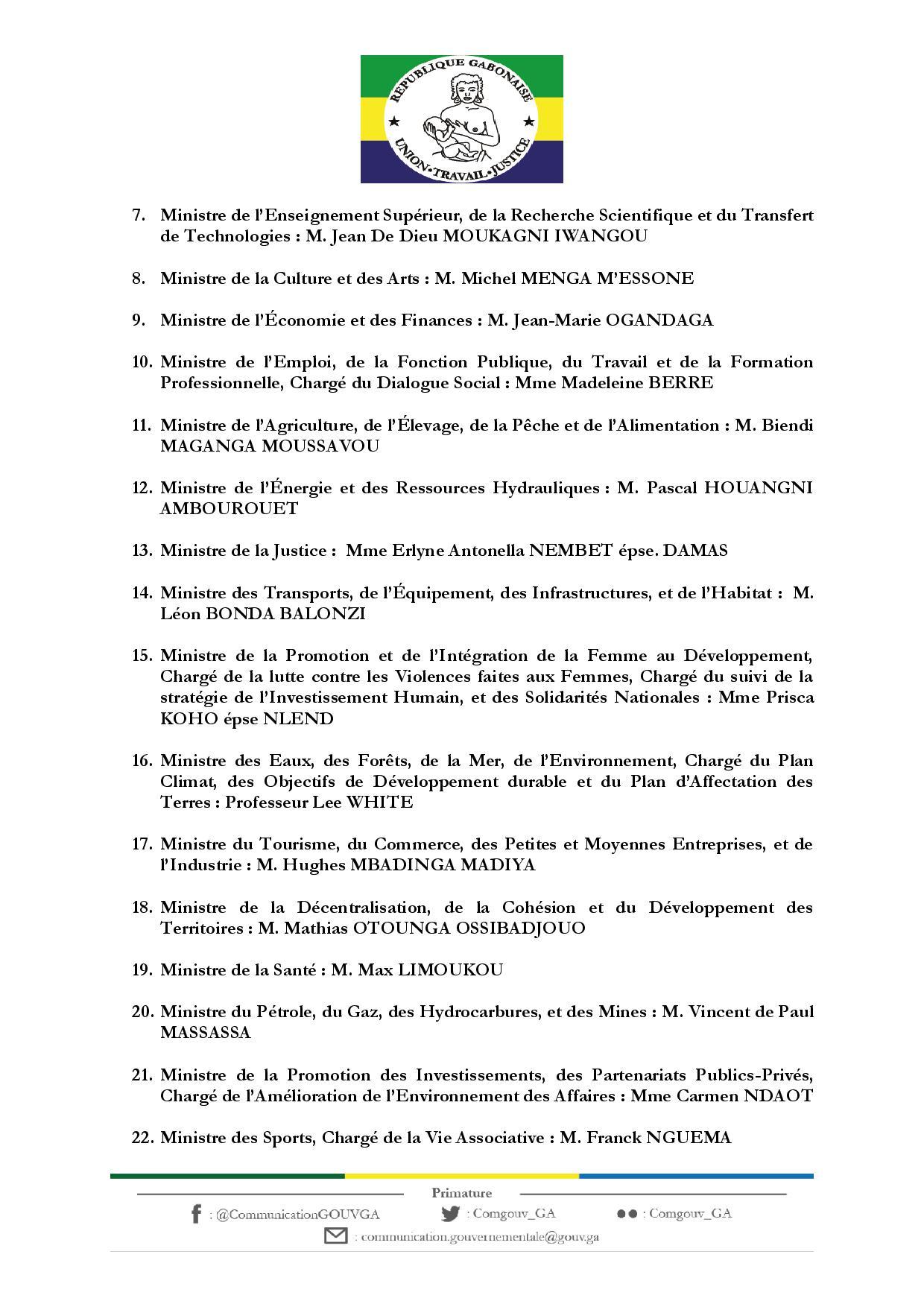 Composition du nouveau gouvernement_02122019-page-002