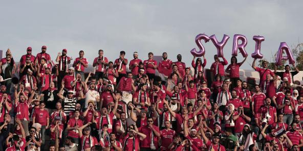 Syrie, Irak, Libye : ces professionnels africains du football qui évoluent en zones de guerre – Jeune Afrique