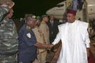 Le président nigérien Mahamadou Issoufou a interrompu sa participation à la Conférence sur « la Paix Durable, la Sécurité et le Développement en Afrique » qui se tient en Égypte pour rentrer à Niamey suite au drame survenu à Inates le 10 décembre 2019.