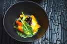 Un délice simple : des œufs de poisson séchés et salés.
