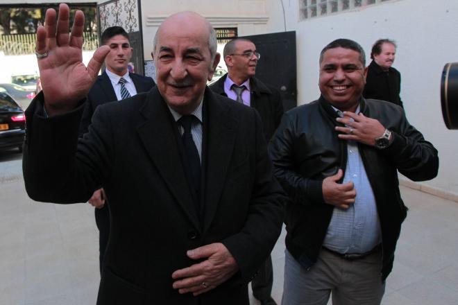 Présidentielle en Algérie: le Conseil constitutionnel entérine l'élection d'Abdelmadjid Tebboune