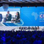 Africa CEO Forum 2019, à Kigali, le 26 mars 2019.