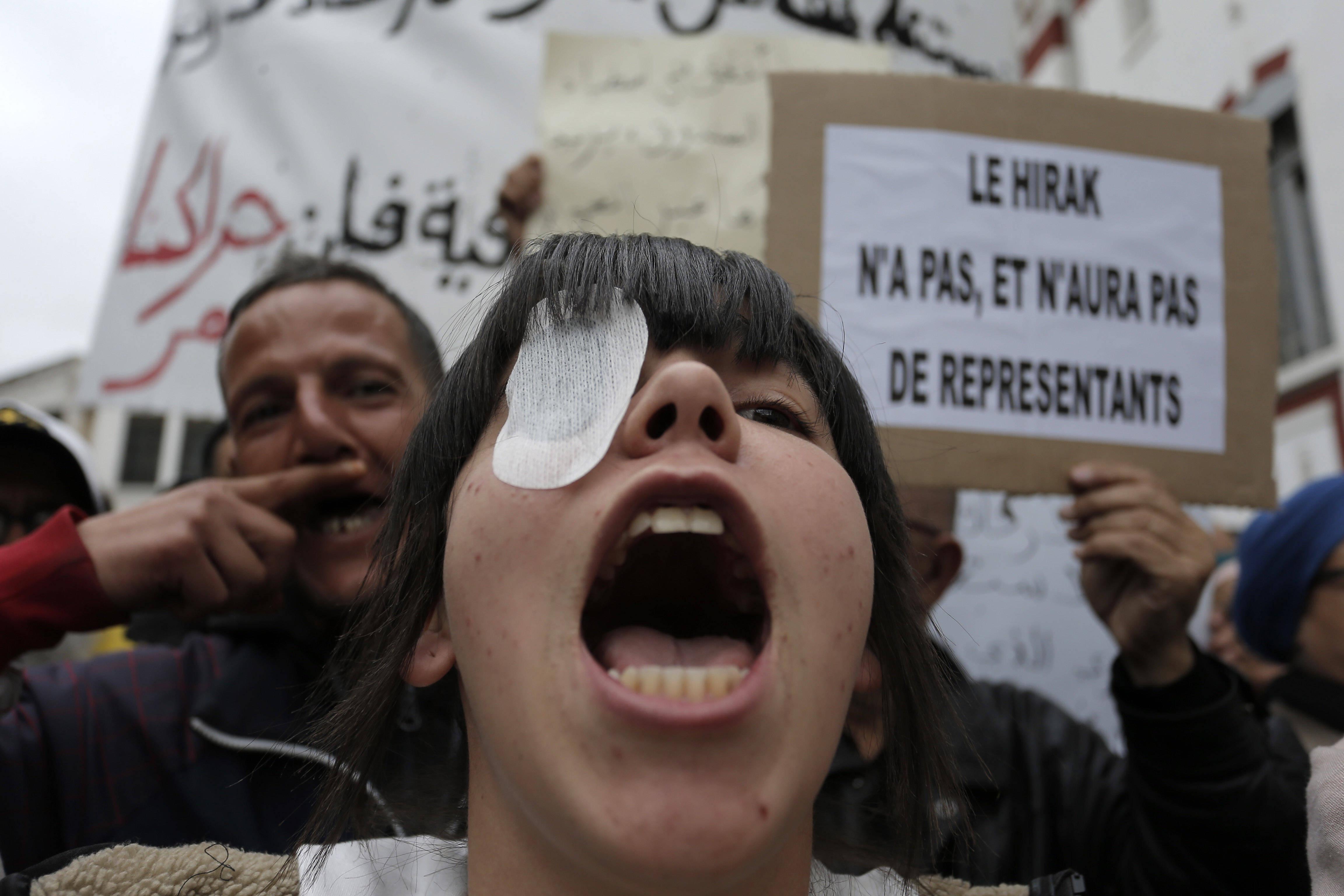 Algeria New President