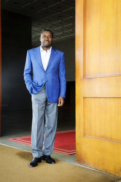 Au Togo, Faure Gnassingbé, candidat à un quatrième mandat.