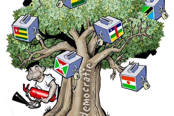 Élections, sommets et Chinafrique... l'année 2020, croquée sur le vif(