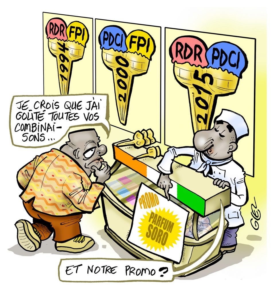 Bis repetita en Côte d'Ivoire